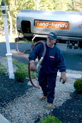 Rand Handy Delivery Man
