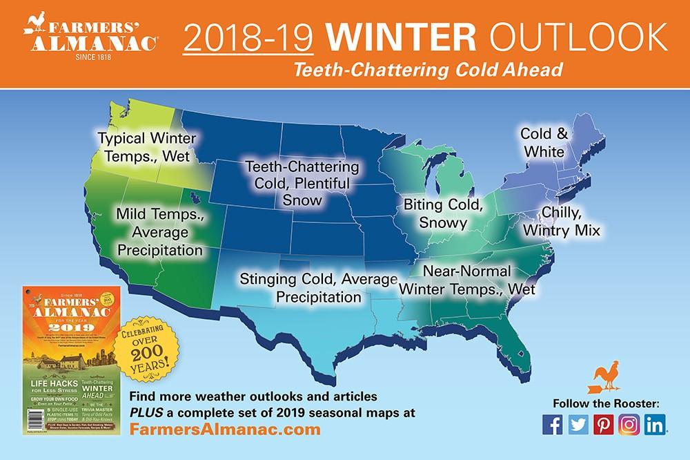 2018-19 Winter Outlook